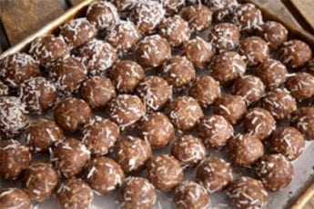 Digestion Bliss Balls