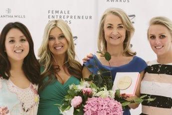 Women in business honoured at the Female Entrepreneur Awards