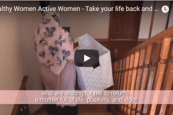 Take your life back and move better | Healthy Women Active Women