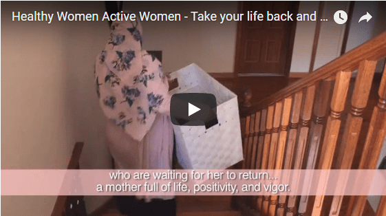 Take your life back and move better   Healthy Women Active Women