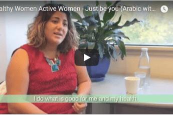 Just be you | Healthy Women Active Women
