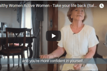 Take your life back | Healthy Women Active Women