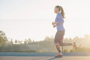 Less than an hour of running a week has a huge impact on heart health